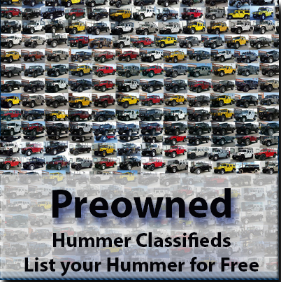 Used Hummer H1 Classifieds
