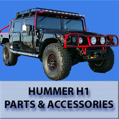 Hummer H1 Accessories.